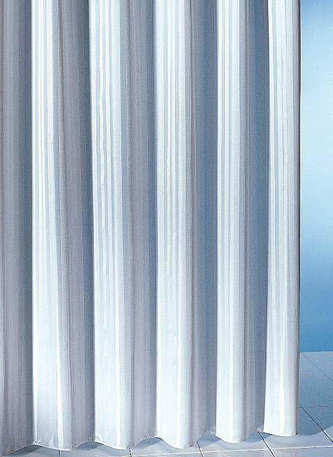 textil duschvorhang unifarbig frottee bad wohnwelt. Black Bedroom Furniture Sets. Home Design Ideas