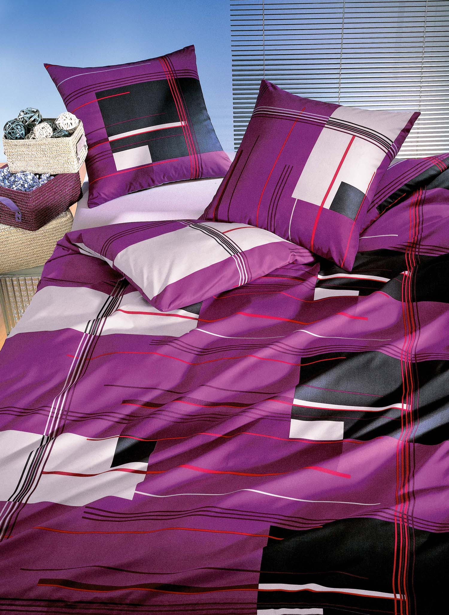 microfaser bettw sche camillo. Black Bedroom Furniture Sets. Home Design Ideas