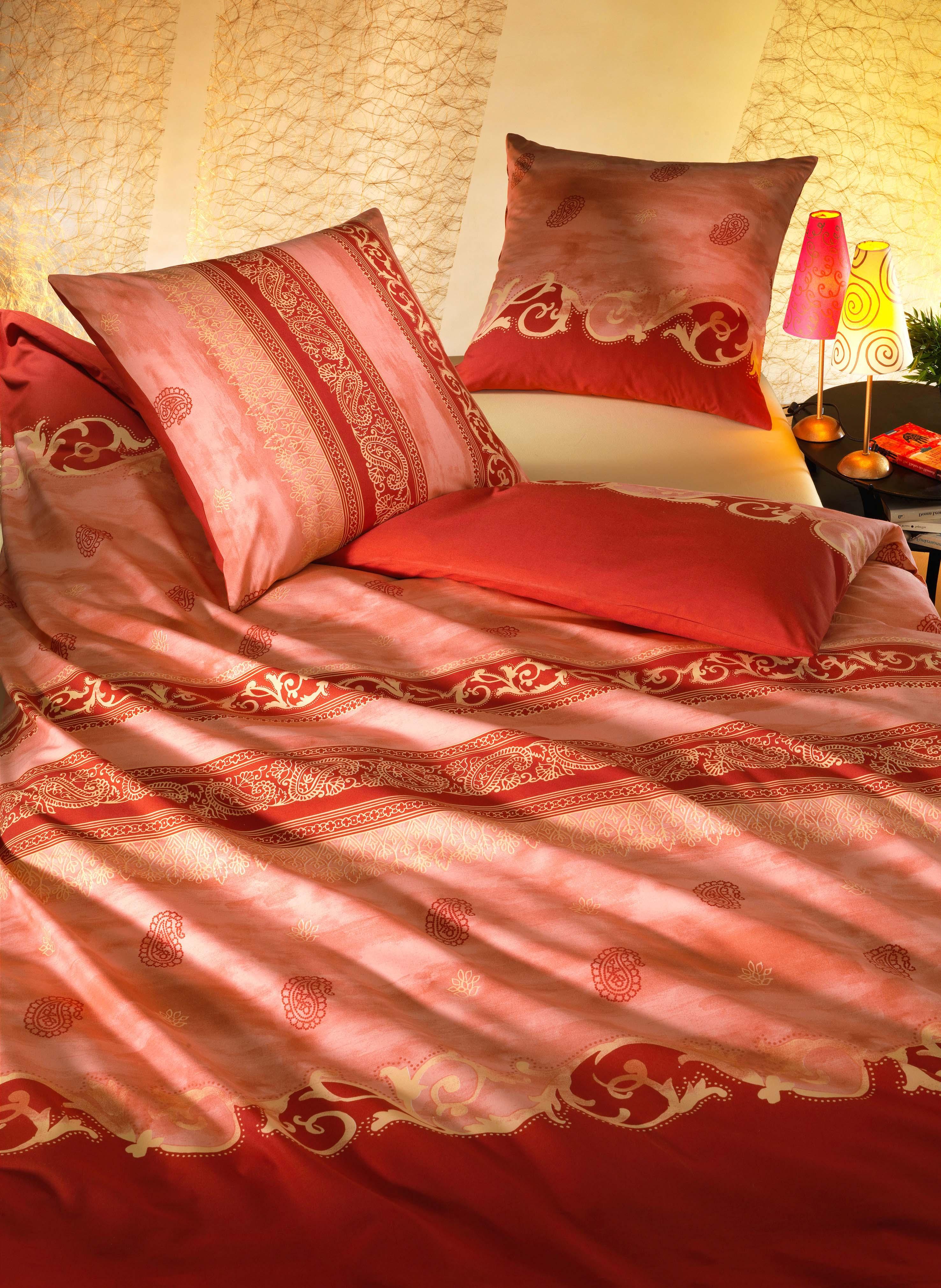 bambusfaser bettw sche orient. Black Bedroom Furniture Sets. Home Design Ideas