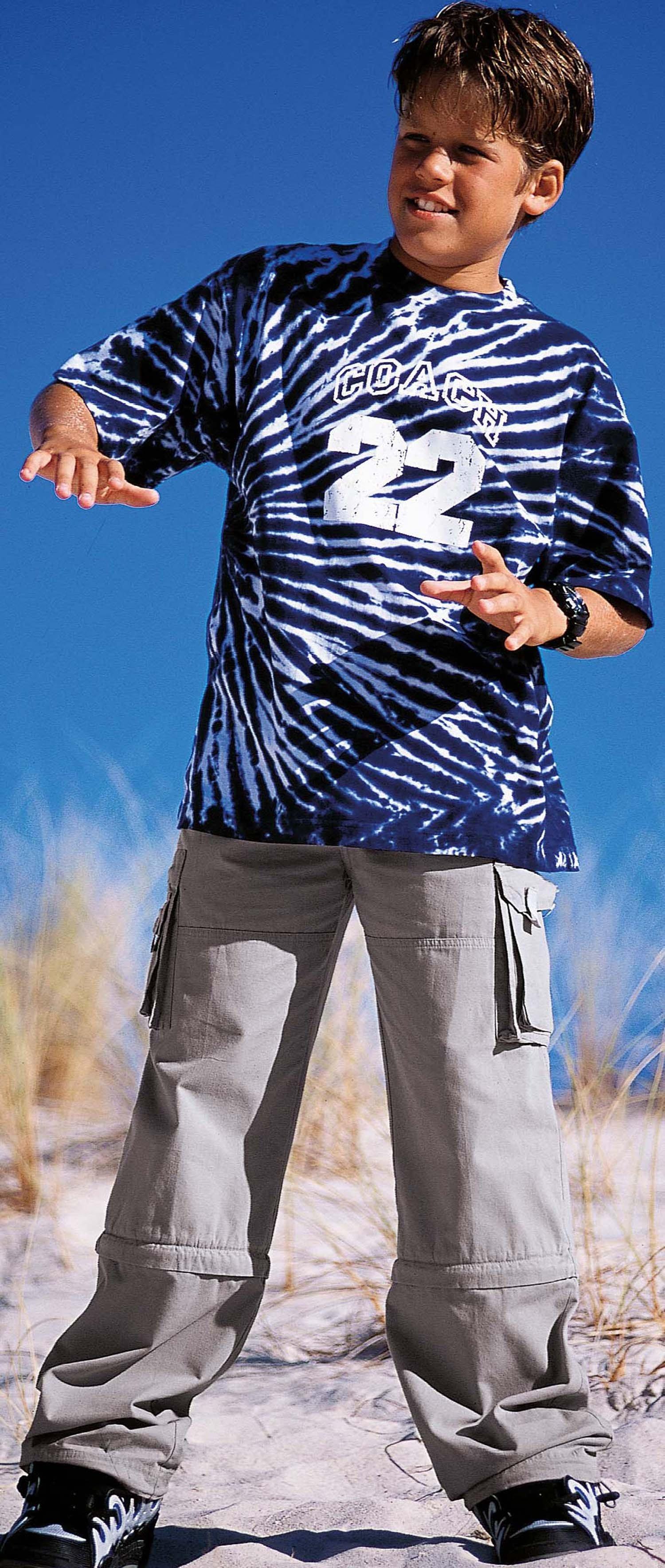 "KN-Shirt ""Coach 22"" marine 128 053 - 1 - Ronja.ch"