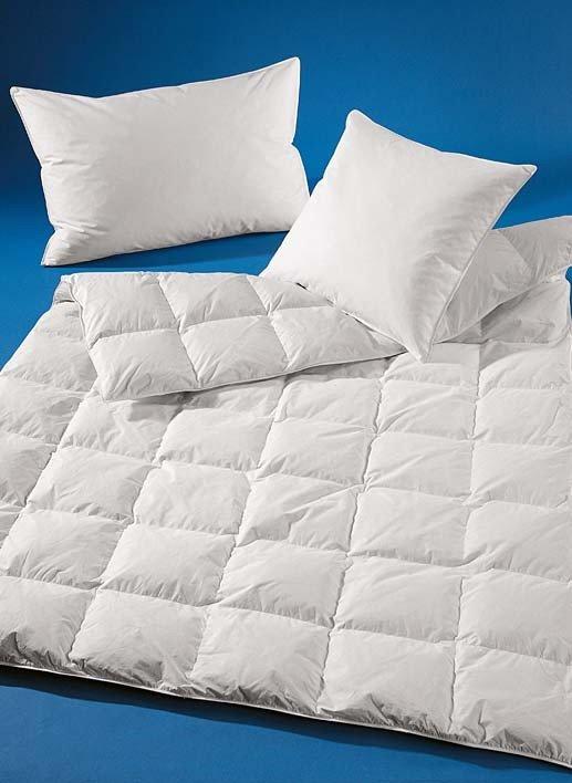 Bettinhalt, 90% Gänsedaunen Bezug Baumwoll-Cambric