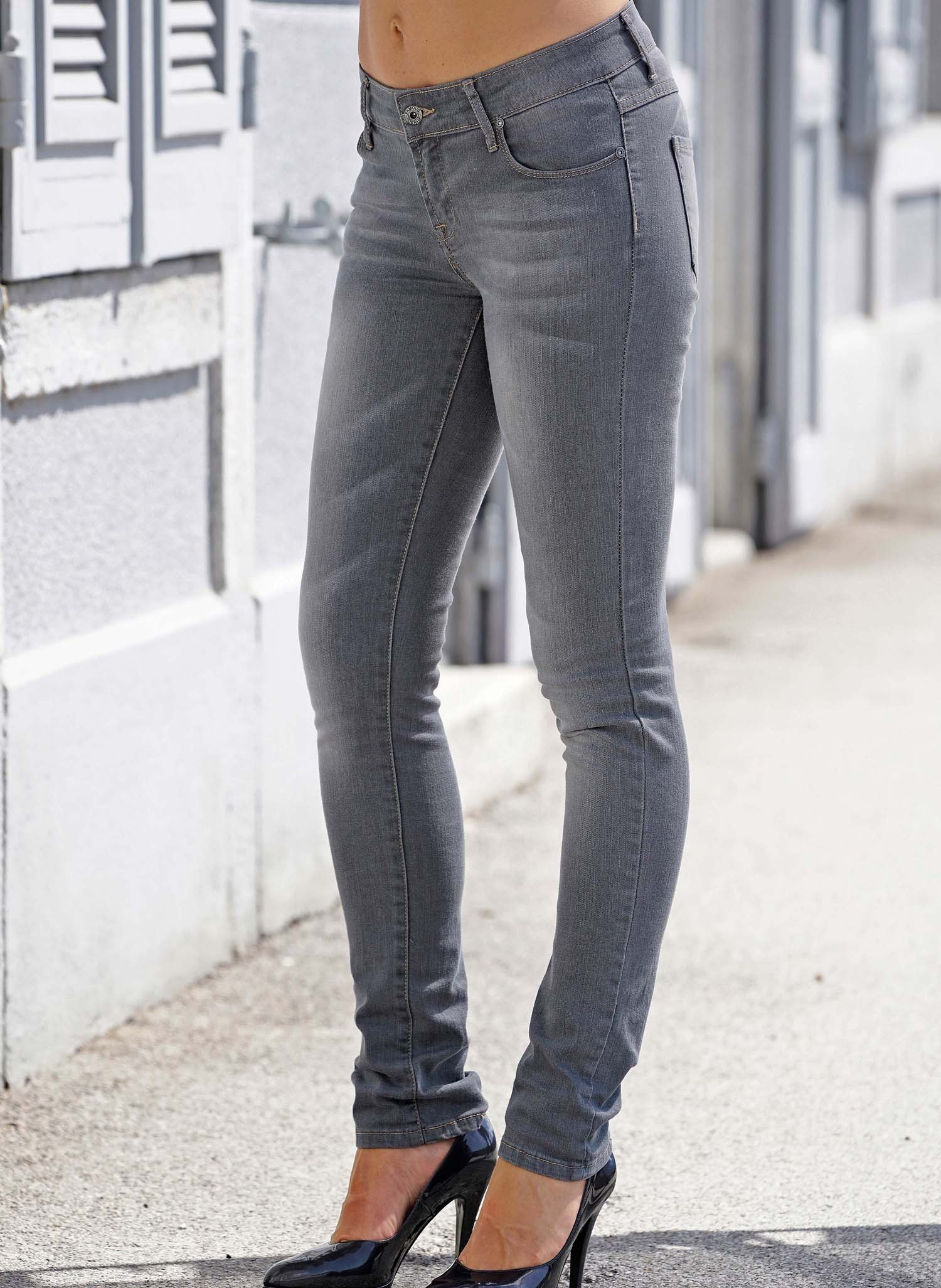 D-5P-Jeans, Grey-Denim 44 005 - 2 - Ronja.ch