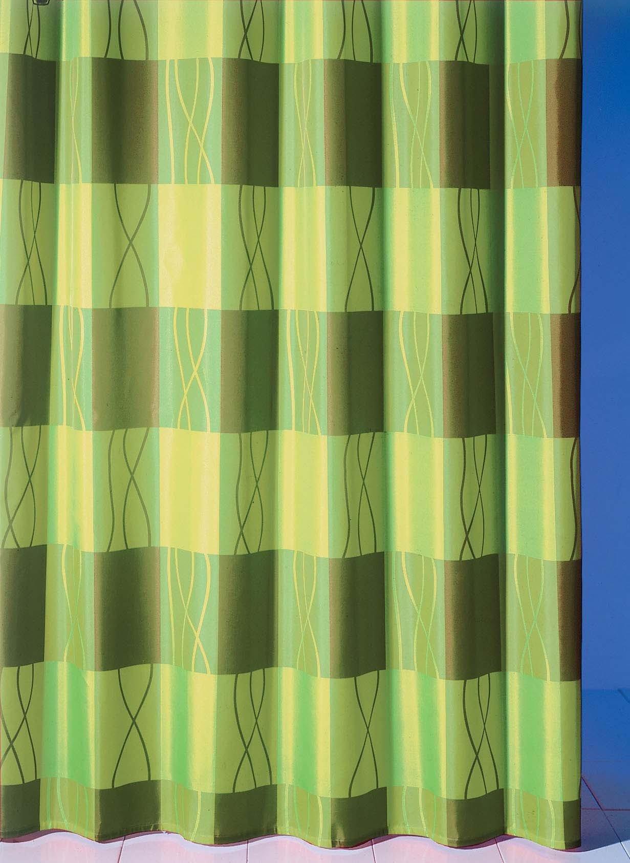 Textil-Duschvorhang