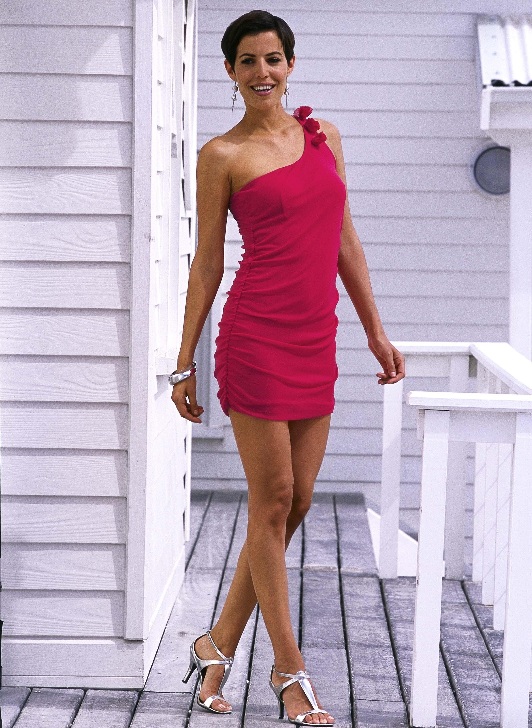 Einträger-Kleid