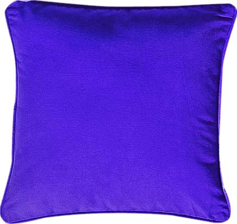 Zierkissen 40x40cm, violett - 1 - Ronja.ch