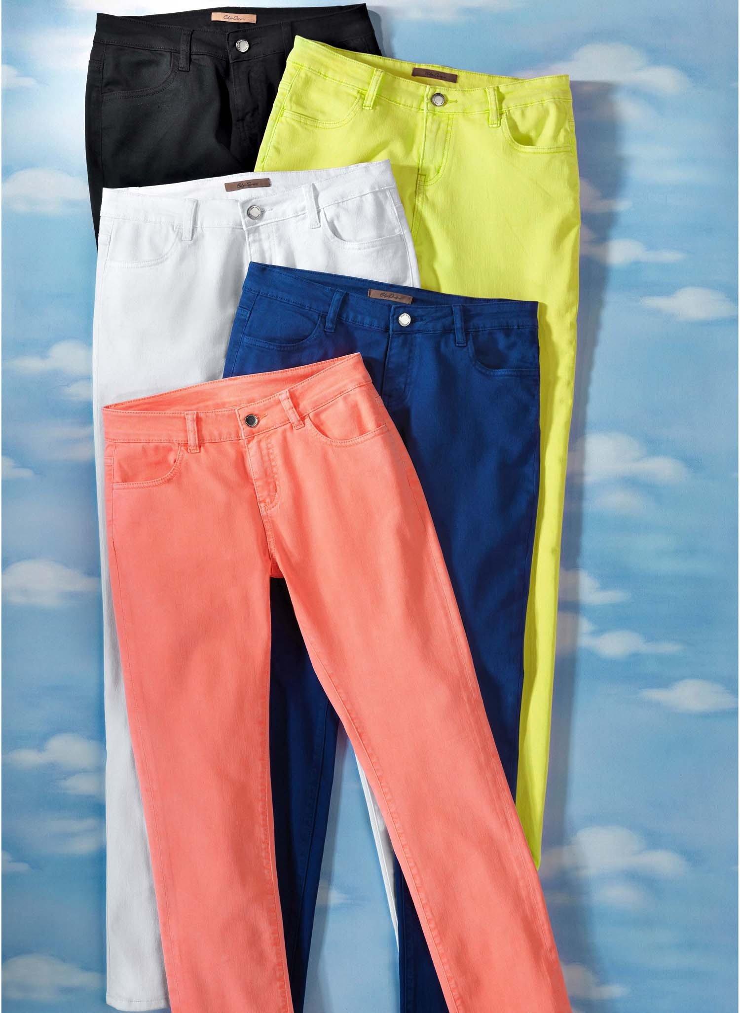 D-Colors-Jeans,NEON schwarz 34 010 - 2 - Ronja.ch