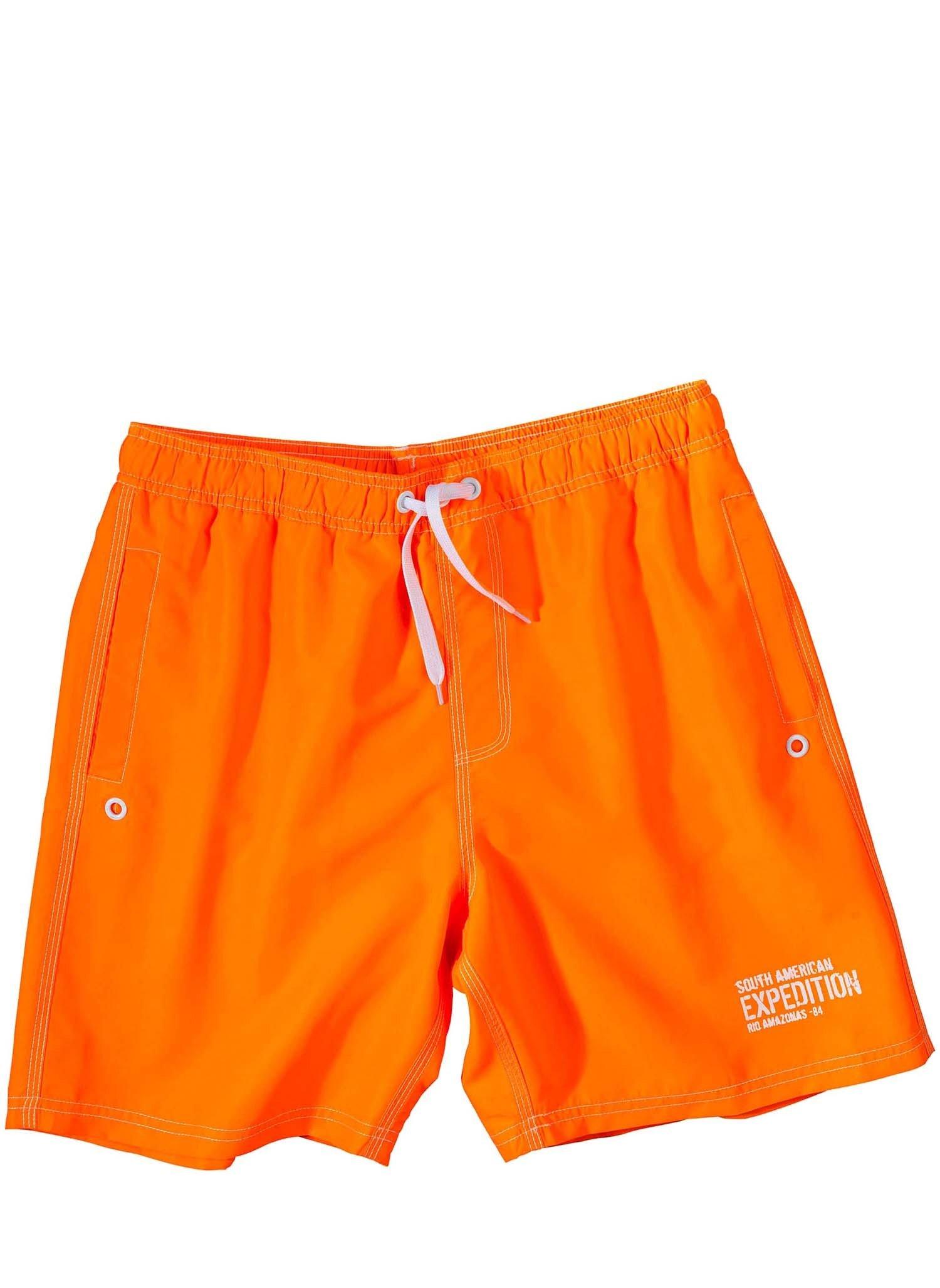 H-Bade-Shorts,NEON orange L 022 - 3 - Ronja.ch