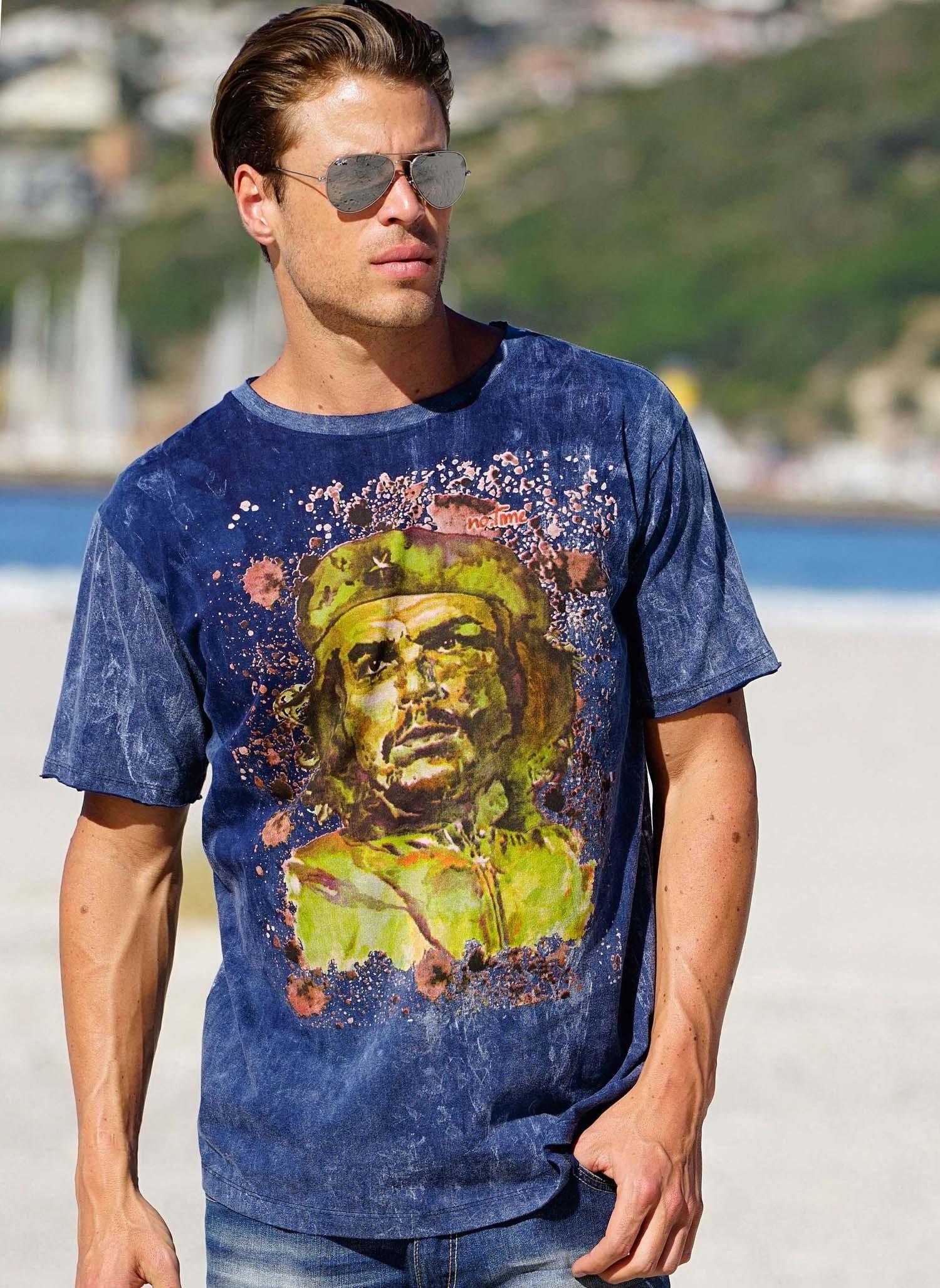 H-KA-Shirt,Che indigo L 049 - 1 - Ronja.ch