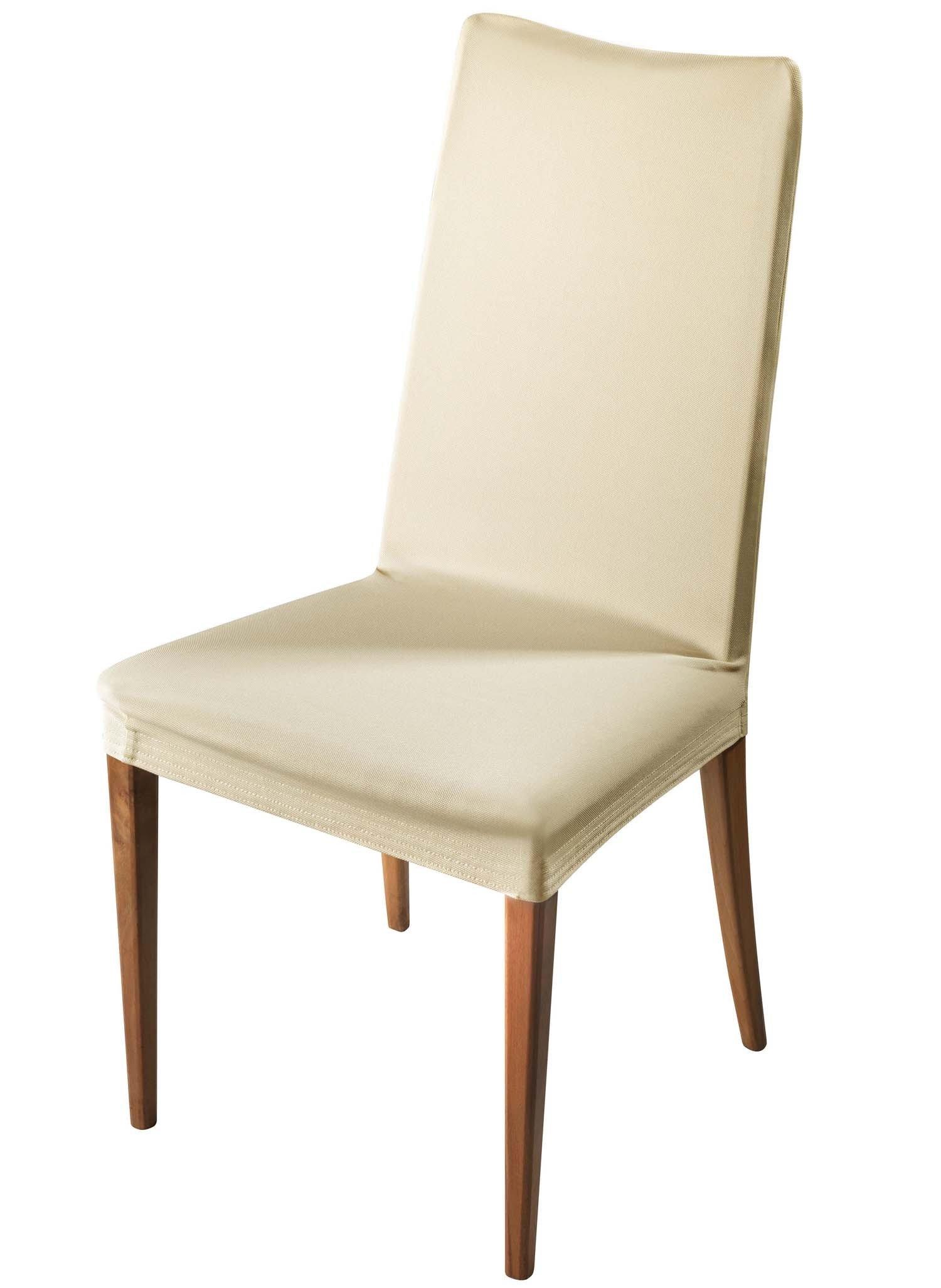 Schonbezug,Stühle h'beige 2St. - 1 - Ronja.ch