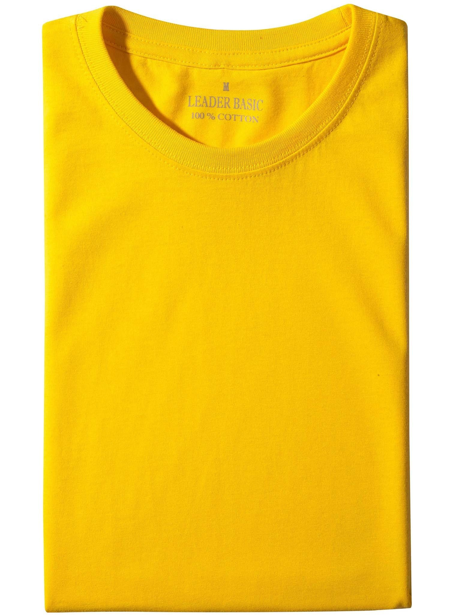 U-Duo-Pack-Shirt gelb XXXL 015 - 1 - Ronja.ch