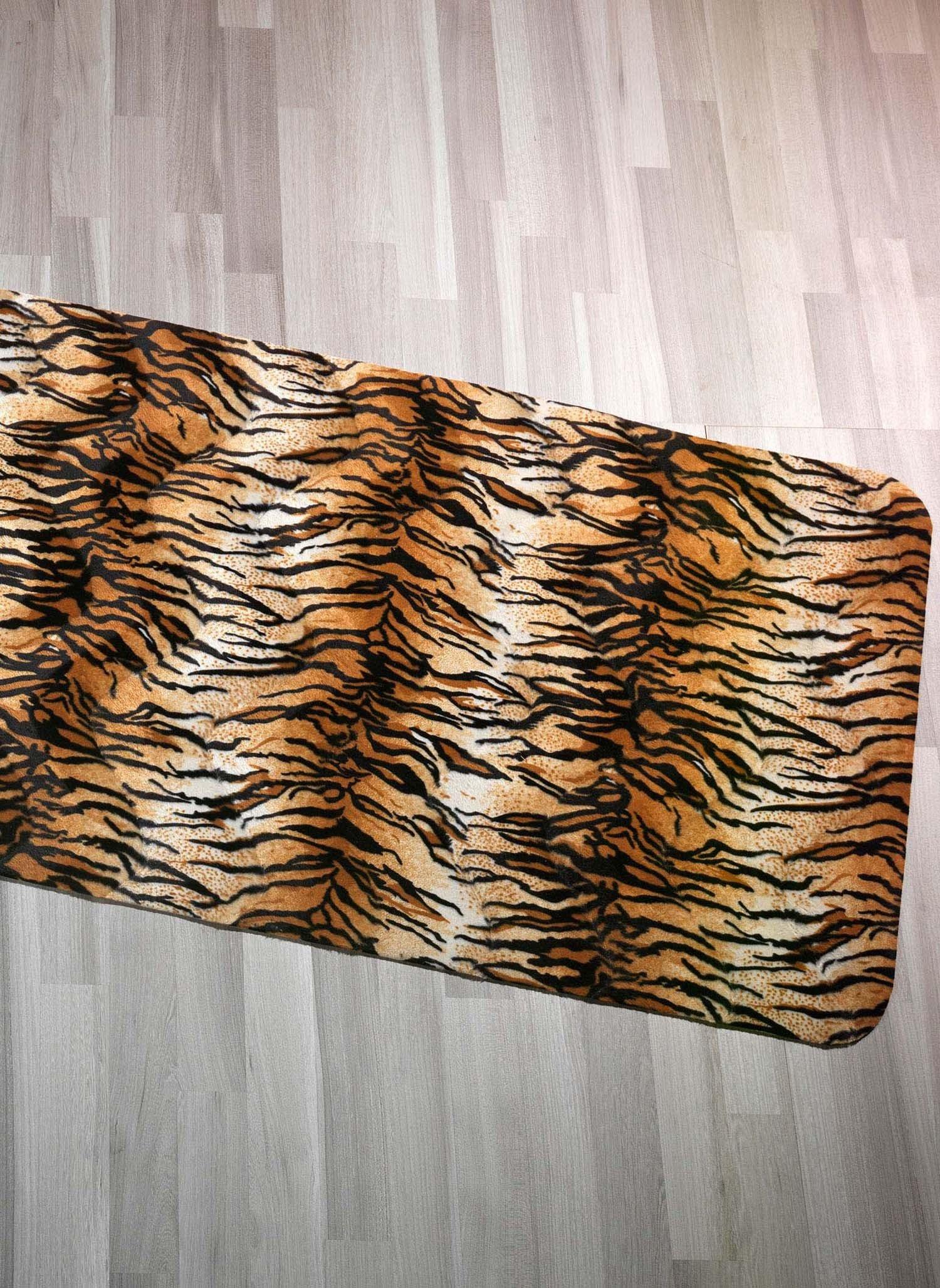 "Teppich""TIGER"" 55x95cm"