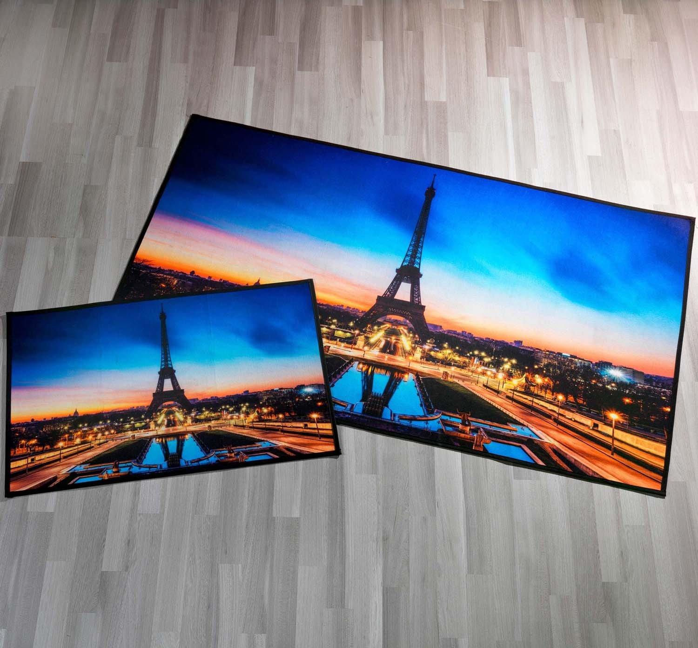 """Teppich""""PARIS""""50x80 cm"""