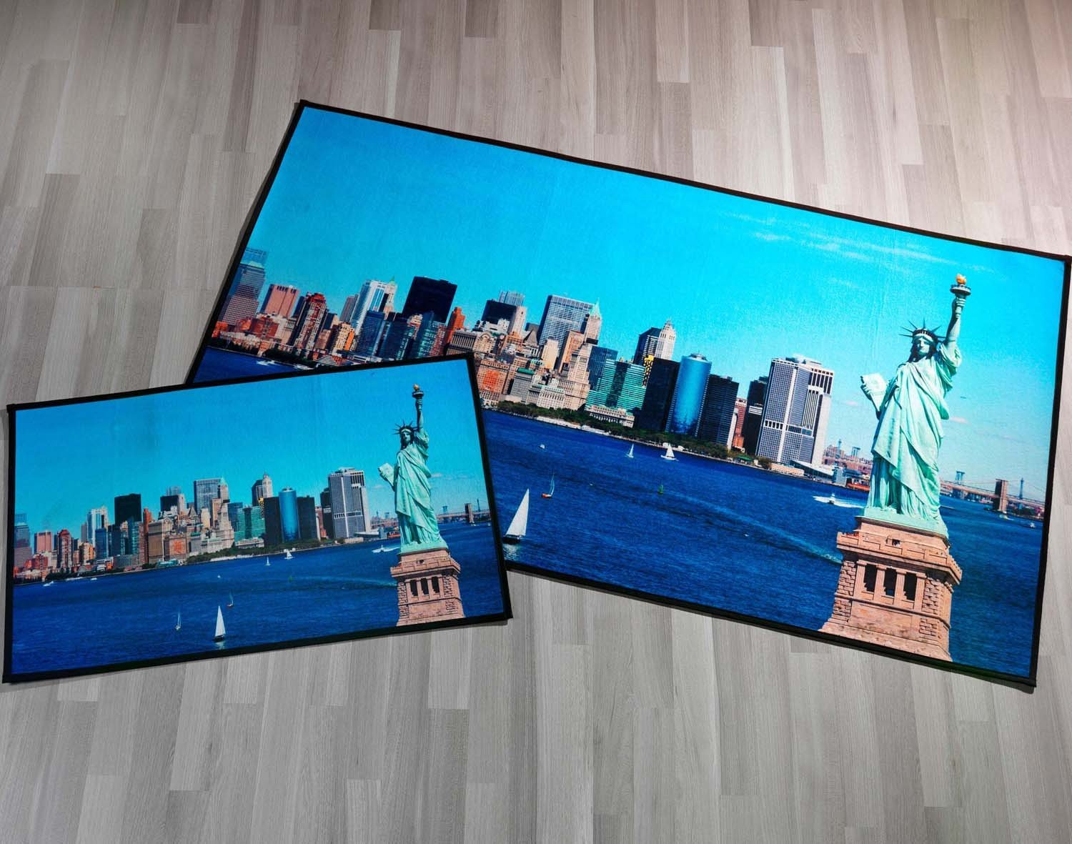 Teppich FotoMotivPrint NEW YORK  Haushalt
