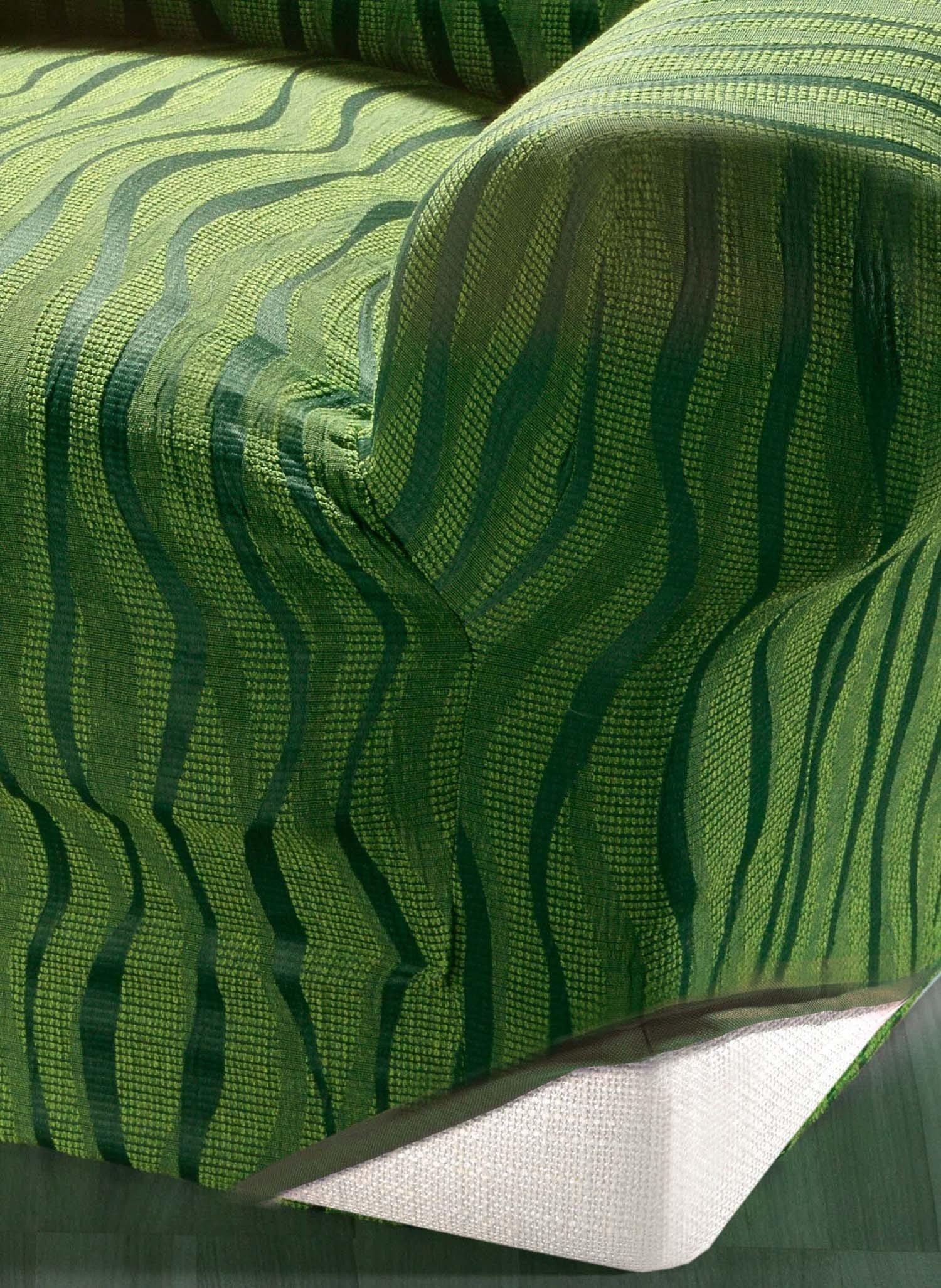 Schonbezug,Fauteuil grün - 2 - Ronja.ch