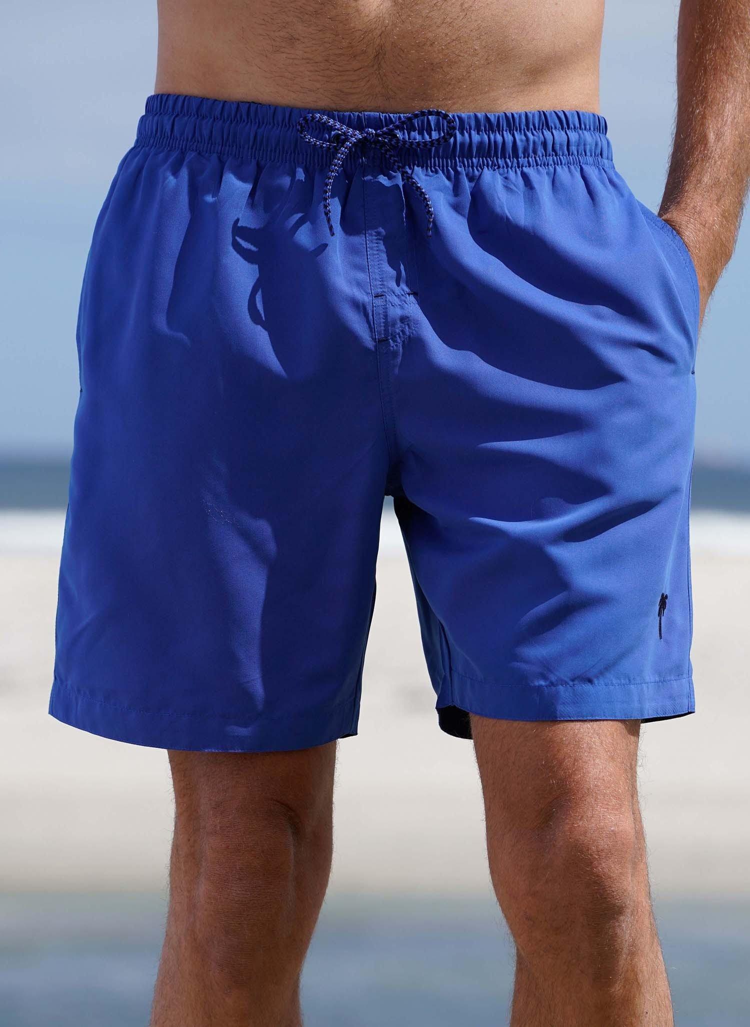 "H-Bade-Shorts ""NEON"" k.blau L 052 - 2 - Ronja.ch"