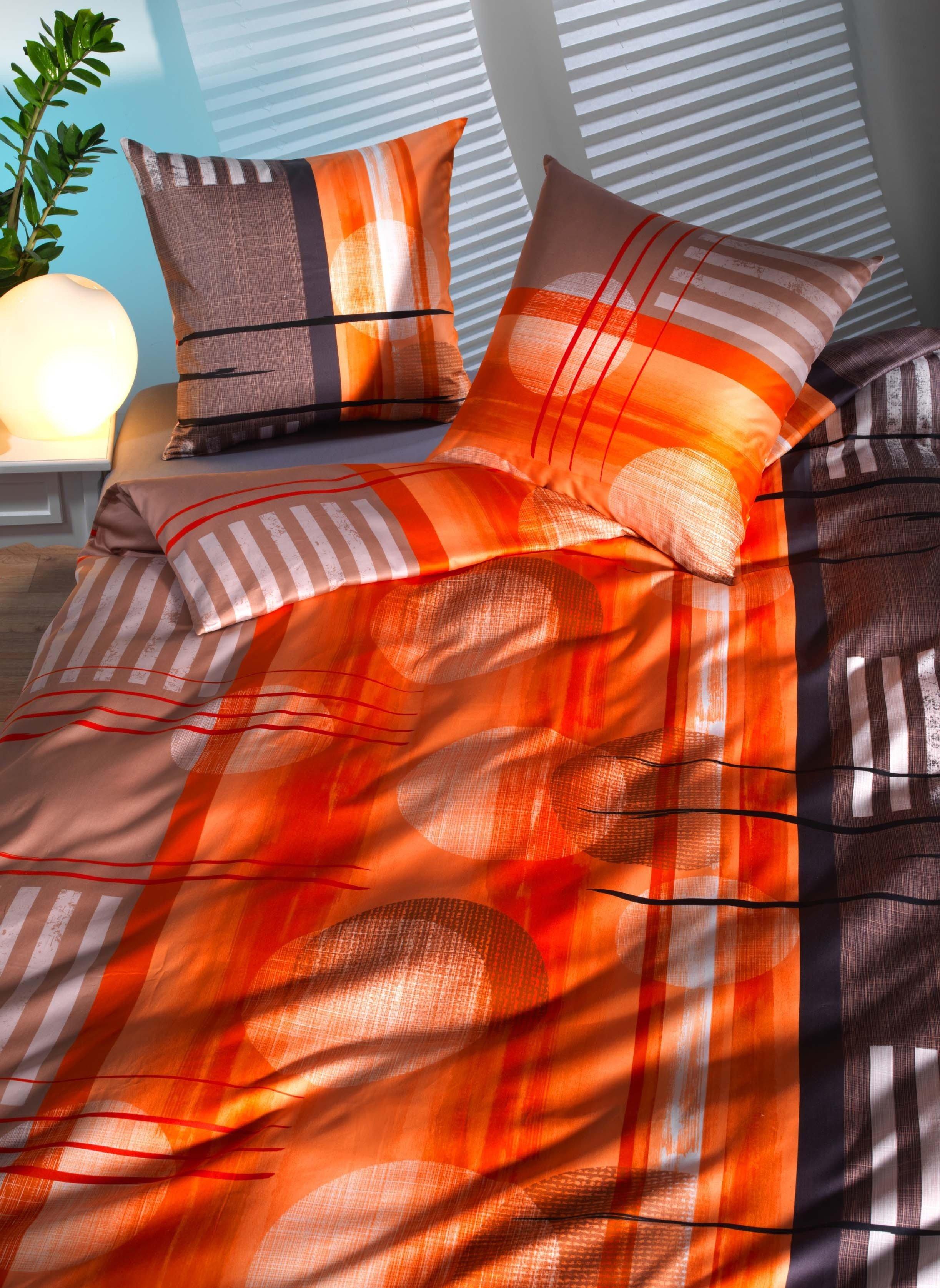 """S-Duv.""""MIYU""""135x170cm orange"""
