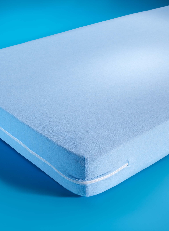 Matratzenschoner, Microfaser-Frottée