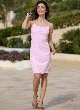 Kleid, Kirschblüten-Motiv