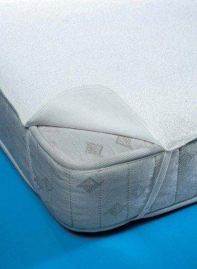 Fix-Molton wasserunduchlässig beschichtet mit Eck-Gummibänder