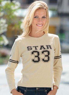Velours-Sweat Star 33