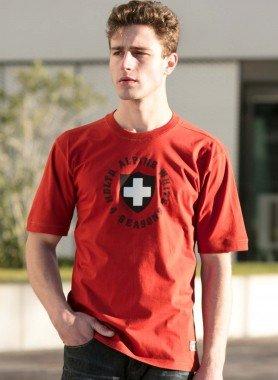 "Kurzarm-Shirt  ""Alpine"""