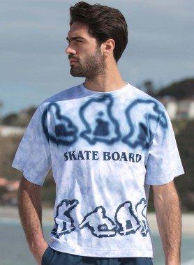 """Kurzarm-Shirt """"Skate-Board"""""""