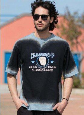 "Kurzarm-Shirt  ""Championship"""