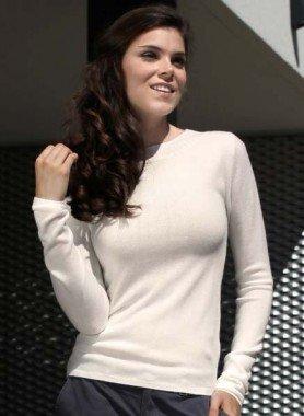 Pullover Carmen-Ausschnitt