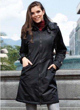 Mantel Laschen-Cromverzierung