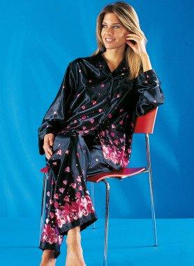 Satin Pyjama, Herz