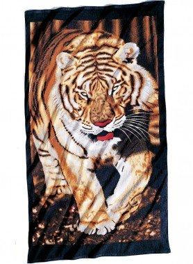 "Badetuch ""Tiger"" 100x180cm"