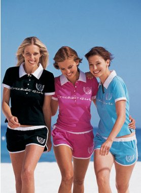 Set-Poloshirt+Shorts