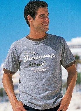 "Kurzarm-Shirt ""Bungy-Juuump"""