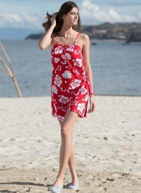 Träger-Kleid, Hawaii