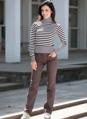 5-Pocket Colors-Jeans