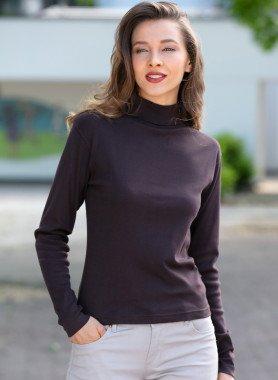 Langarm-Top-Rolli