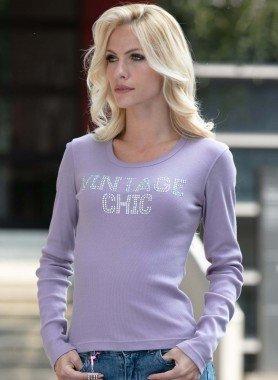 """Langarm-Shirt """"VINTAGE-CHIC"""""""