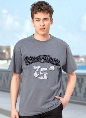 "Kurzarm-Shirt ""Nr.75"""