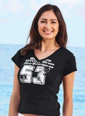 "Kurzarm-Shirt ""Nr.53"""