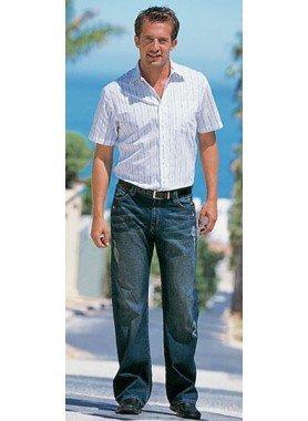 5-Pocket-Jeans, Metallnieten