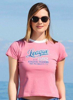 "Kurzarm-Shirt  ""League"""