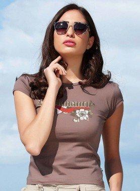 "Kurzarm-Shirt  ""Rockmantic"""