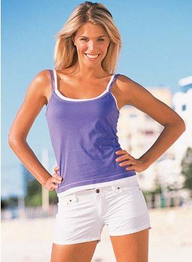 5-Pocket-Shorts, Baumwolle