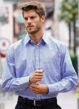 Business Langarm-Hemd