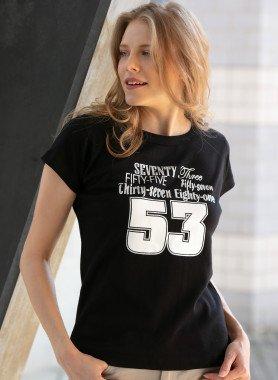 Kurzarm-Shirt 53