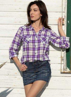 5-Pocket-Jeans-Jupe