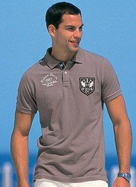 Kurzarm-Piquet-Shirt, 1987