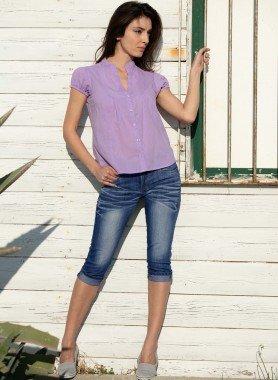Capri-Jeans, Umschläge