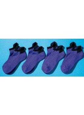 Damen-Sneakers, Sohlen verstärkt, 4 Stück