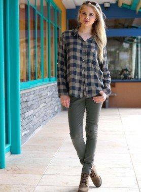 D-Colors-Jeans h-Bund camel 34 041 - 1 - Ronja.ch